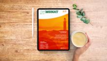 DER MONAT 09.2021 ist online